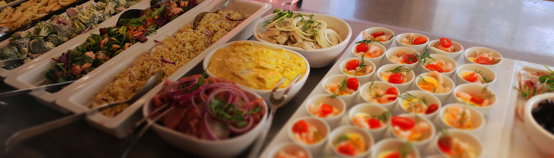 hvidehest-frokostbuffet